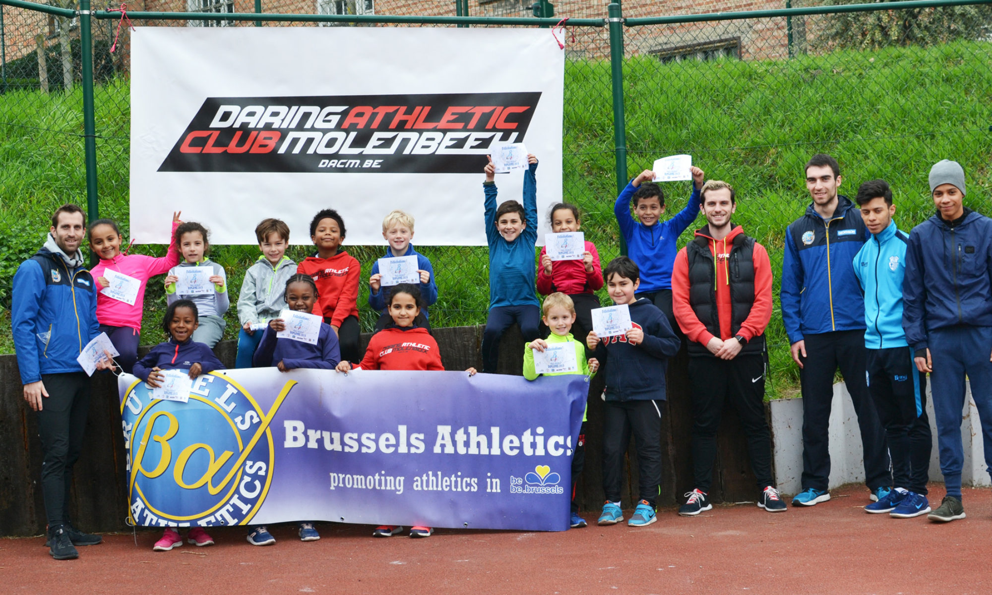Daring Athletic Club Molenbeek